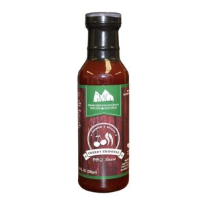 GMG Cherry Chipotle Sauce