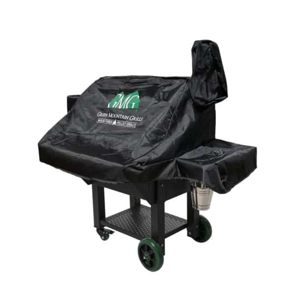 GMG Daniel Boone Prime Grill Cover from side