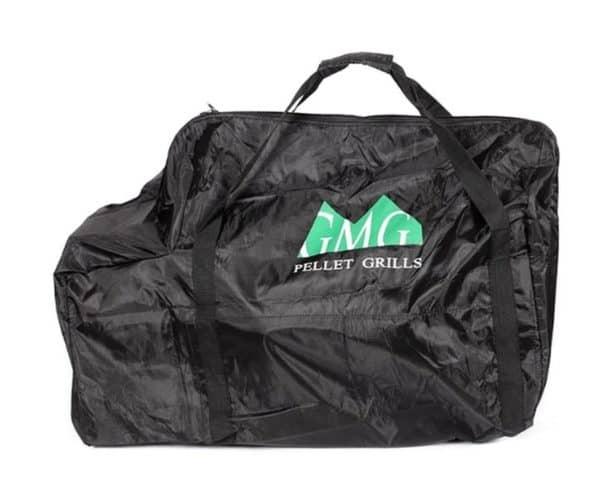 GMG Davy Crockett Tote Bag in black