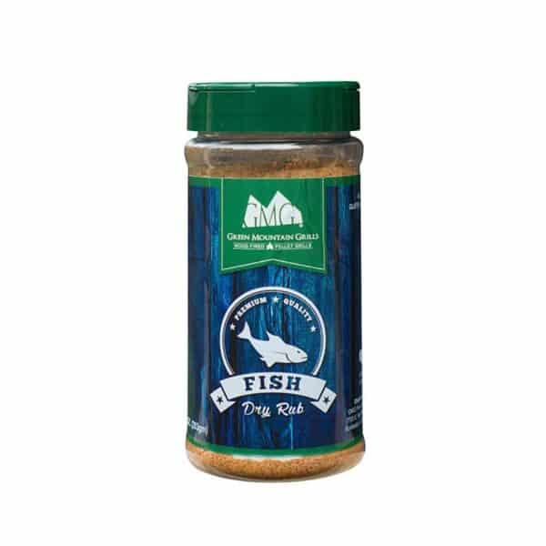 GMG Fish Rub