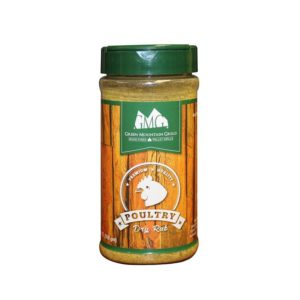 GMG Poultry Rub