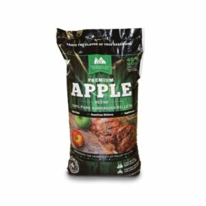 GMG Premium Apple Blend wood pellets