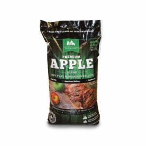 GMG Premium Apple Blend wood pellets
