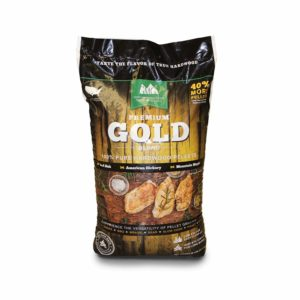 GMG Premium Gold Blend wood pellets