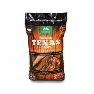 GMG Premium Texas Blend wood pellets