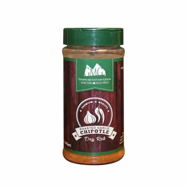 GMG Roasted Garlic Chipotle Rub
