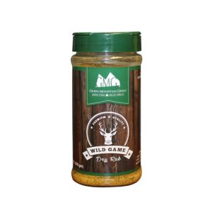GMG Wild Game Spice Rub