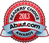 Reader's Choice Award from About.com