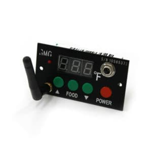 Digital Powerboard for Davy Crockett 12v