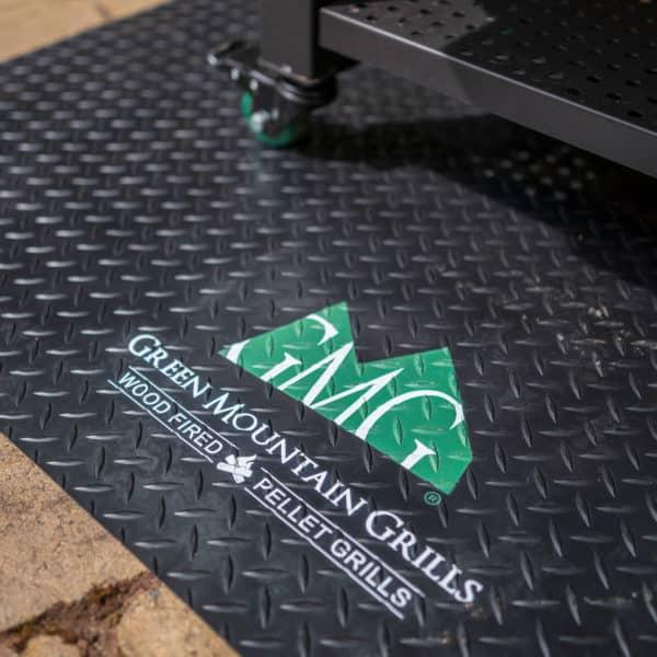 GMG Floor Mat close up
