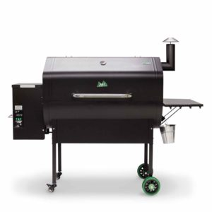 GMG Jim Bowie Choice Grill hood down