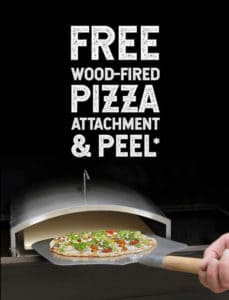 GMG Pizza Attachment and Peel