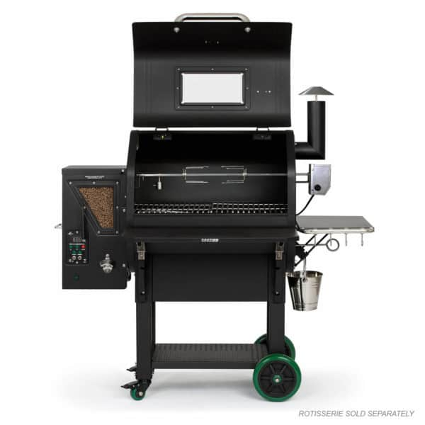GMG Ledge Prime Plus with optional Rotisserie